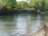 Erosion at Delatours Pool