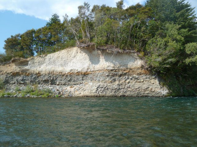 Hydro pumice face eroding quickly