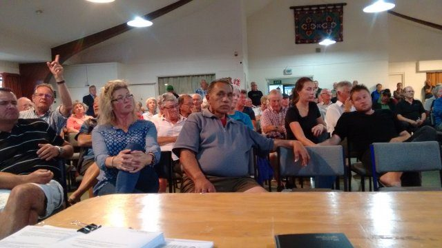 Public Meeting Re Carp Farm 14316.1
