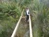TRT Brenden leads the way. Wet work