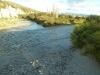 Looking upstream from State Highway 1 bridge
