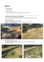WRC Flood Scheme Asset Maintenance 2019